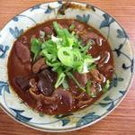 山本屋 - どて煮 ¥200