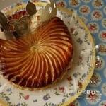 19489570 - 一月はガレットデロワも販売♪陶器のフェーブ入1500円