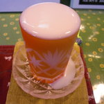 1949755 - 発泡の冷酒。