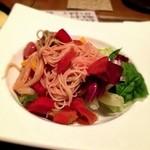 野菜バーる31 - 野菜パスター*\(^o^)/*