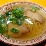 中華そば 麺屋7.5Hz - 塩そば600円