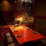 京都木村屋本店 - 窓際10名様個室
