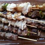 カネトミ - 料理写真:今回はいろいろな種類で10本購入