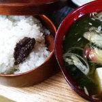 かじの葉 - 美味しいごはんとお味噌汁