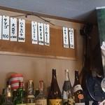 19495968 - 店内メニュー