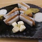 ふじ乃 - 寿司