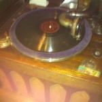 ポニー - 手回し蓄音機とSPレコード