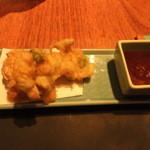 日本料理 美松 - 【揚げ物】アボガド&コーン
