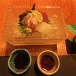 日本料理 美松 - 【お作り】納豆醤油が珍しい
