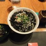 日本料理 美松 - 【ご飯】お茶漬け