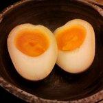銀座 夢吟坊 - 味玉