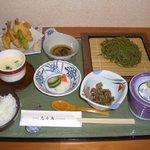 志る角 - 料理写真:麺喰い定食
