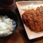 19500001 - 塩トンカツ定食