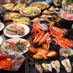 ぼろもち家 - 最旬の食材を味わえる『4000円コース(飲み放題付)』