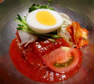 大成園 錦店 - ビビン麺