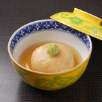 桃兵衛 - 蓮根饅頭 860円