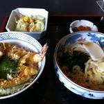 19504207 - 天丼セット