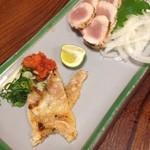 19506620 - 鶏たたき♡950円