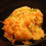 花外楼 - 桜エビと新生姜の炊き込みご飯