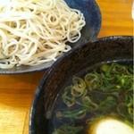 麺や 多だ屋 - 醤油つけ麺(300g)