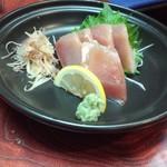 養老乃瀧  - 料理写真:びんとろ刺身 \499