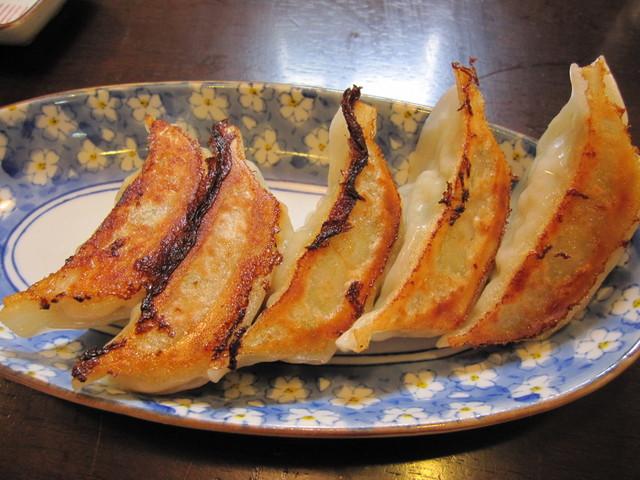 麺屋 燕 - 自家製燕餃子