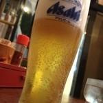 古武士 - 生ビール