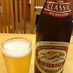 平和軒 - 瓶ビール