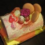 19511915 - 母の日ロールyケーキ