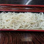 19515144 - けし蕎麦