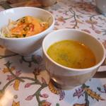MINA - ランチのスープ☆