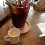 カフェ モーツァルト・フィガロ - アイスコーヒー