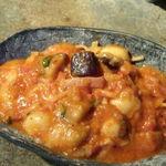 Garden Cafe Komorebi - モッツァレラチーズと完熟トマトのパスタ
