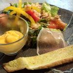 Garden Cafe Komorebi - 前菜