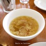 パスタマンジャーレ - スープ
