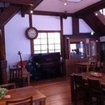 Shirakabekurabu - 歴史を感じる店内