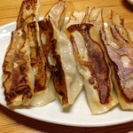 中国料理 龍  - ギョウザ