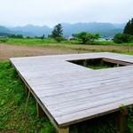 里山カフェ - 13年6月の「アマテラス」