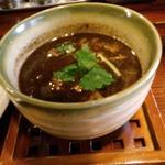19526219 - 牛スジつけ麺