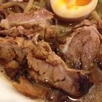 らー麺Chop - チャーシュー