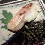 割烹 渡邊 - 甘鯛の西京焼き
