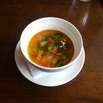 レストラン トーマス - 料理写真:スープ
