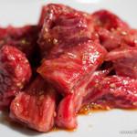 正泰苑 - もも肉の切り落とし