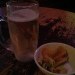 1953440 - ハッピーアワービール&セルフおつまみ♪