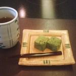 kanazawasekitei - 1900円ランチ・わらび餅