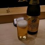 浜源 - ドリンク写真:ビール