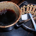 焼肉元相 - ランチのコーヒー