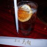 焼肉元相 - ティーソーダ