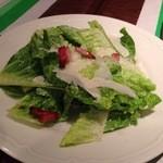 つばめグリル - ロメインレタスのシーザーサラダ