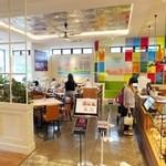プランタン ブラン - カフェコーナー